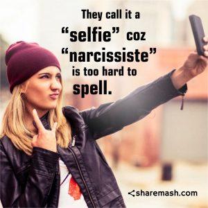 best selfie quote