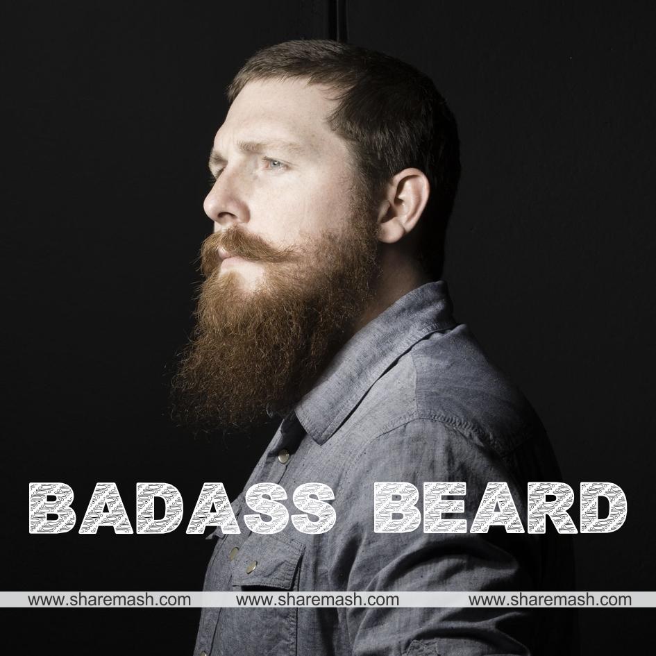 beard saying