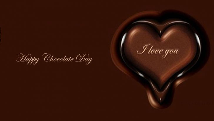 chocolate day date 2019