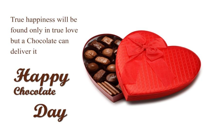 best happy chocolate day pic