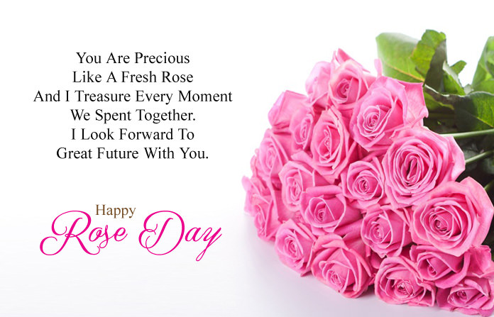 best rose day quotes