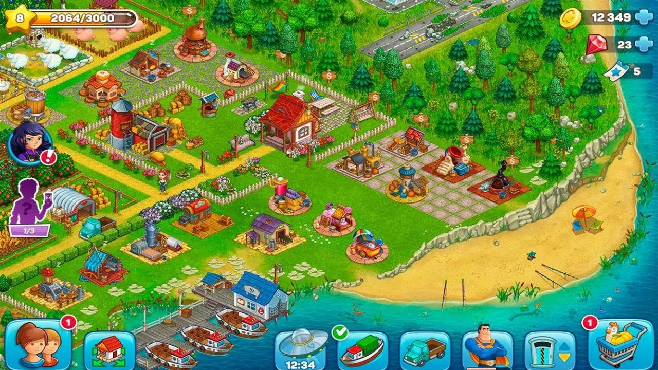 6 Reasons Why Are Mobile Farming Games So Addictive Pmcaonline