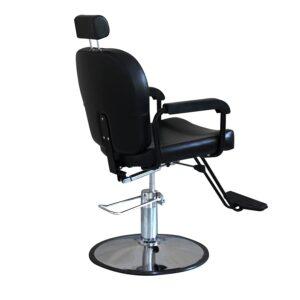Shengyu Black Recline Hydraulic Styling Barber Chair