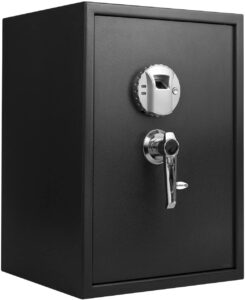BARSKA AX11650 Biometric Safe